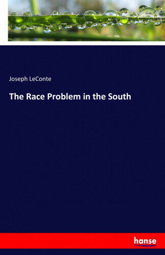 The Race Problem in the South by Leconte, Joseph.
