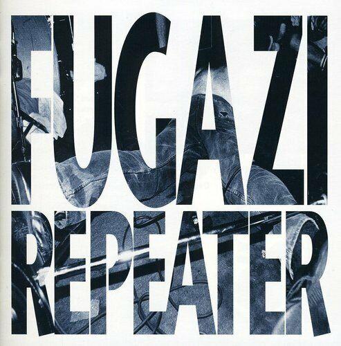 REPEATER and 3 SONGS - FUGAZI [CD]