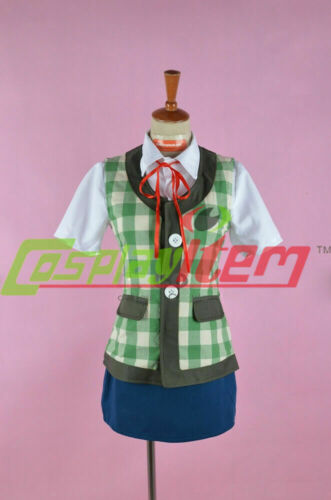 Animal Crossing Isabelle Cosplay costume custom made#