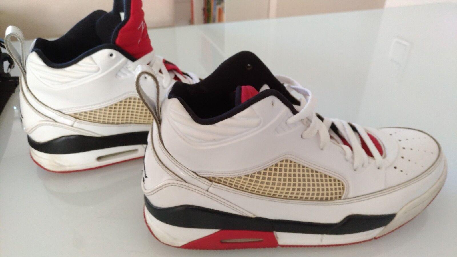 Nike Jordan Schuhe, Flight Schuhe, Jordan top Zustand, Gr. 44 20476f