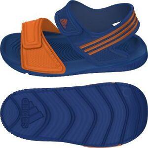 adidas-Sandale-Akwah-9-Gr-24-Badesandale-Jungen-Jungs-Neu