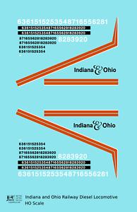 K4-HO-Decals-Indiana-and-Ohio-Railway-Diesel-Locomotive