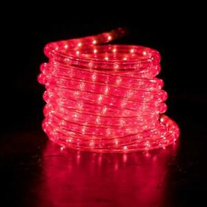 Image Is Loading Pink D Led Rope Light 20ft 2 Wire
