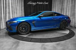 2020 BMW M8 Competition Coupe MSRP $164k+ $15k in Factory Carb