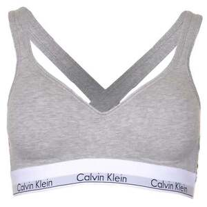9727bd6792 Image is loading Calvin-Klein-Womens-Designer-Underwear -Cotton-Stretch-Bralette-