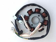8-Coil Magneto Stator for GY6 50cc-150cc ATV, Go Kart, Moped & Scooter 4-wires