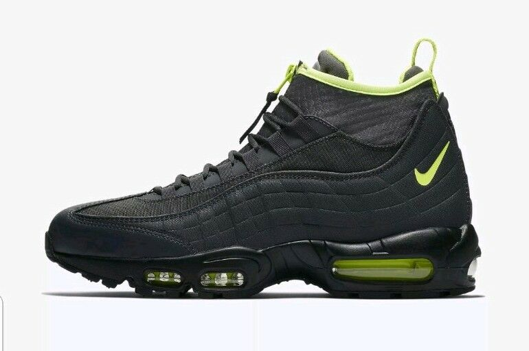 best website 0d524 cd7cb Nike Air Max 95 Sneakerboot Baskets Homme Homme Homme Chaussures 806809 003  Taille 926899