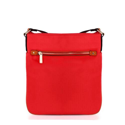 Ladies Cross Body Shoulder Bags Womens Large Size Messenger Handbags Work Party