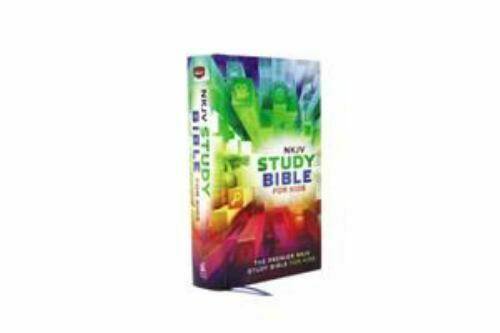 Study Bible For Kids The Premiere Nkjv Study Bible For Kids By Thomas... - $23.18