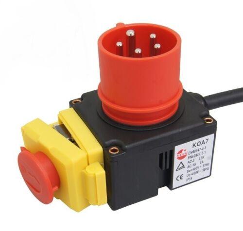 Güde Schalter 400V passend für Güde DHH 1050//10 TP Holzspalter Spalter