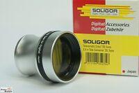 Telephoto Conversion Lens 2.6x Super Converter 30.5 Mm