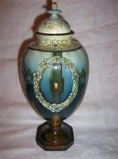 ~ ~ RARE ANTICO ART NOUVEAU ROYAL Bonn grandi Lidded JAR