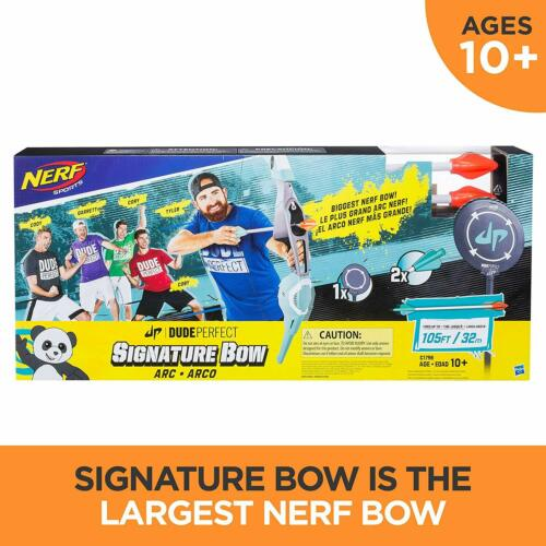 Teens Adults Dude Perfect Signature Bow Nerf Sports Biggest Nerf Bow For Kids