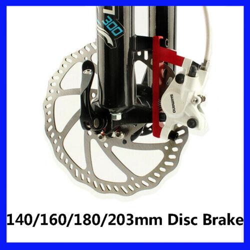 Bicycle Disc Brake 140//160//180//203mm Front /& Rear Disc Rotor MTB Brake Disc US
