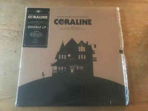 Coraline Original Motion Picture Soundtrack Lp By Bruno Coulais Vinyl Jun 2014 Mondo For Sale Online Ebay