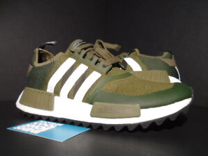 size 40 396ce 39802 Image is loading ADIDAS-WM-NMD-TRAIL-PK-WHITE-MOUNTAINEERING-TRACE-