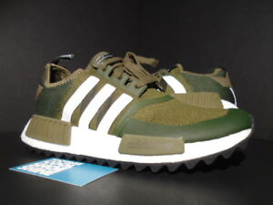 943befdbd4c95 ADIDAS WM NMD TRAIL PK WHITE MOUNTAINEERING TRACE OLIVE WHITE ARMY ...