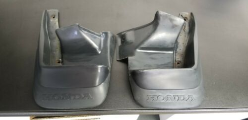 90-93 Honda Accord Wagon Rear Mud Guards Flaps ** RARE**