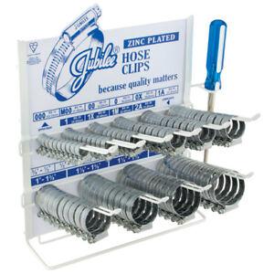 Jubile-serre-joint-et-clips-Distributeur-pos-support-acier-mi-dur-13-01548