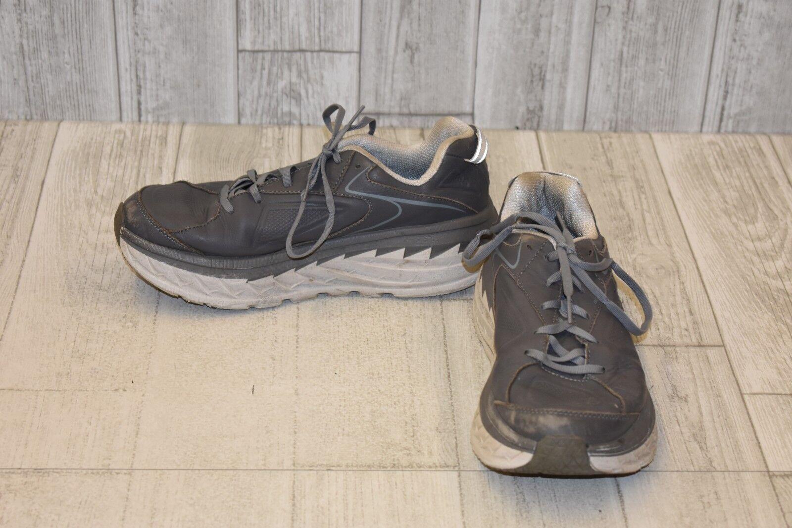 Hoka One One Bondi LTR Running SHoes, Men's Size 9, Grey