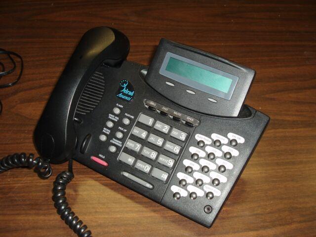 Telrad Avanti 79-630-1000 B Display Speaker Phone DH 3015 Reduced Price