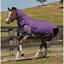 Weatherbeeta Comfitec Plus Dynamic Combo Neck Lite Purple//Black