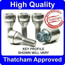 HIGH SECURITY ALLOY WHEEL LOCKING BOLTS FOR VAUXHALL ASTRA LUG STUD NUTS [H0e]