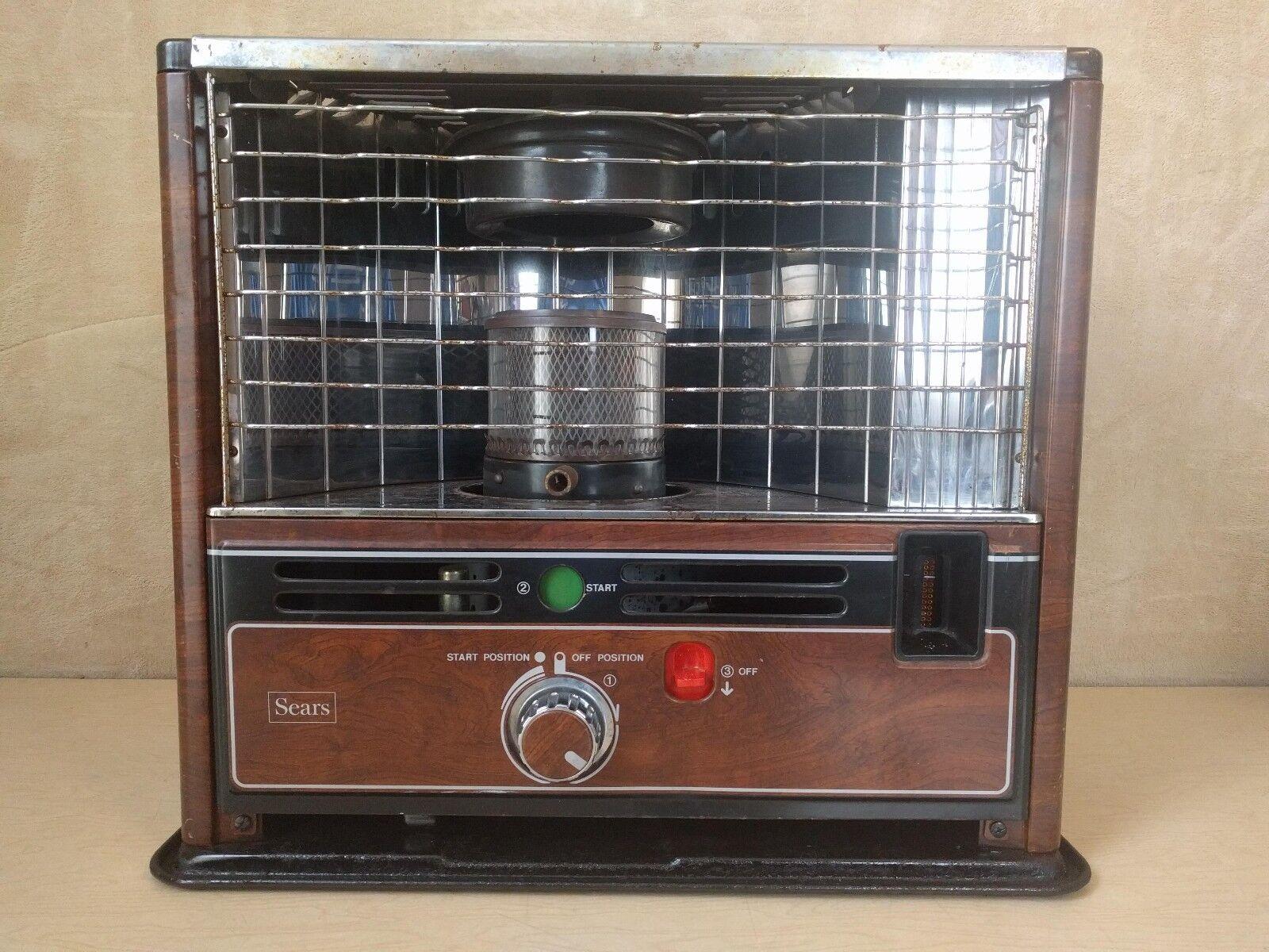 Sears Gas Wall Heaters For Home Furnace Wiring Diagram Kerosene Btu Portable Heater Ebay 1600x1200