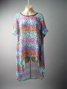 60s-Ombre-Floral-Hippie-Boho-Sheer-Chiffon-Cover-Up-Top-144-mv-Tunic-1X-2X-3X
