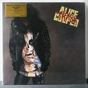 ALICE-COOPER-039-Trash-039-Audiophile-180g-Vinyl-LP-NEW-SEALED