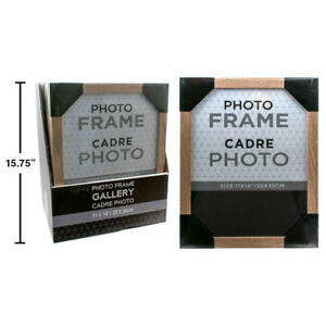 """Gallery Photo Frame, Modern Decor Picture Frame, Light Wood, 11""""x14"""""""