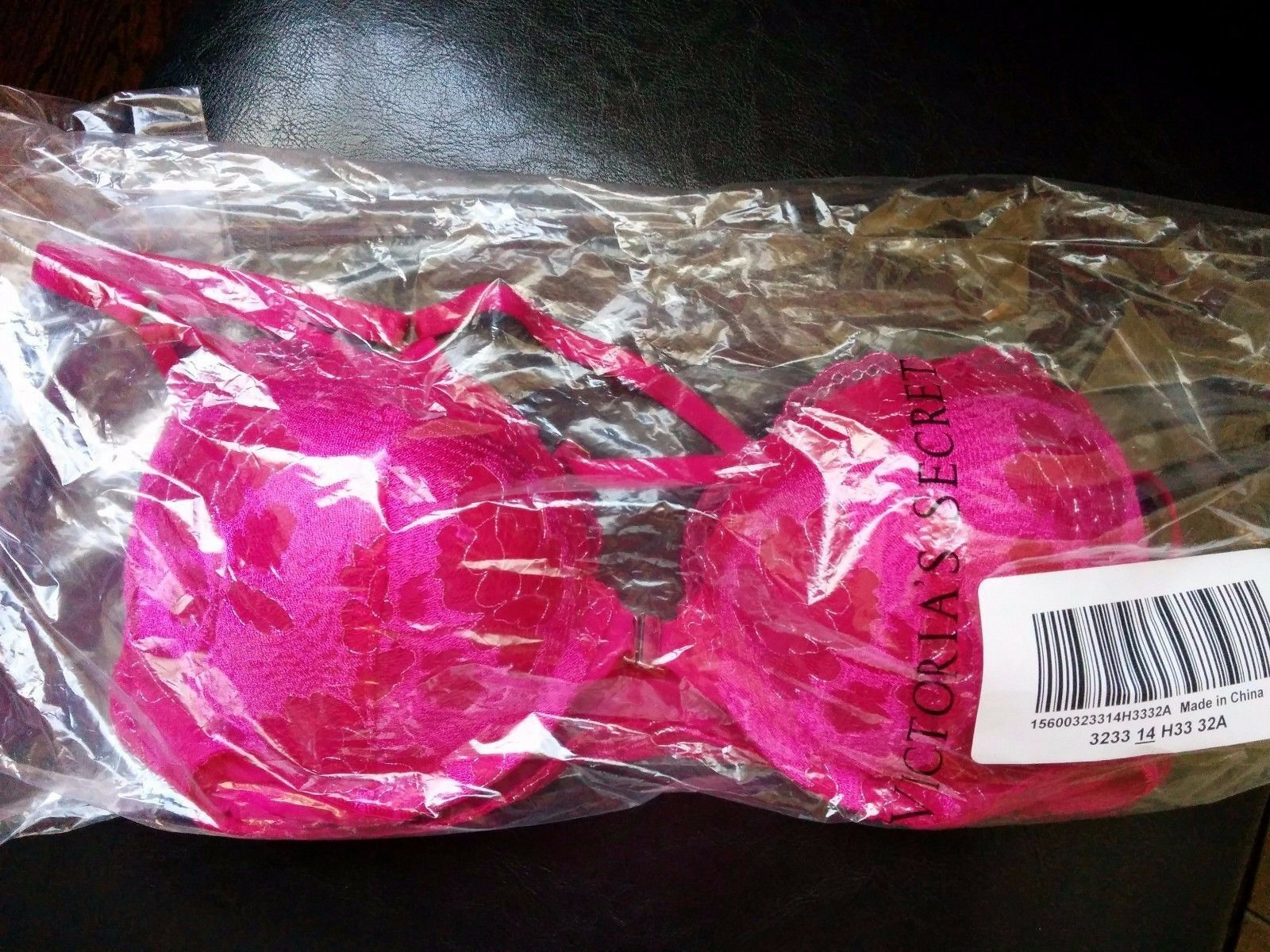 62 Victoria's Secret Bombshell ADD-2-CUPS PUSH-UP BRA IN LACE34Alimited ed