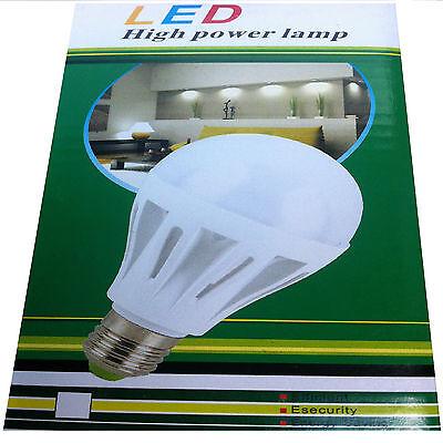 LED Sparlampen E27 Warm und Kalt Weiss 3 W 5 W 7 W 9 W 12 W Lampe Leuchte Licht