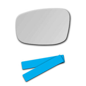 S-D247L Replacement Mirror Glass Lens for INFINITI G37 Q40 Q60 Driver Side Left