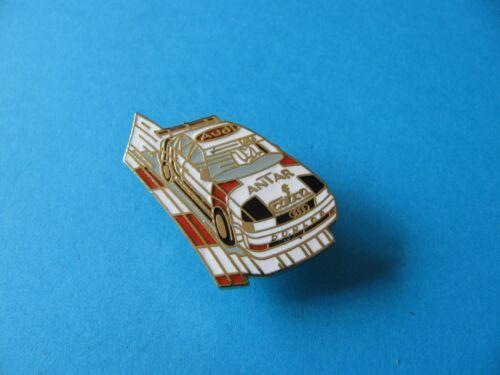 Enamel. ANTAR AUDI Car Pin badge VGC Dunlop