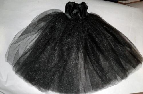 Lot of 2 SD bjd 1//3 tonner american model Black petticoat