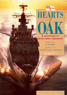"""AS NEW"" McLaren, Pat, Hearts of Oak: A Collection of Royal Navy Anecdotes, Pape"