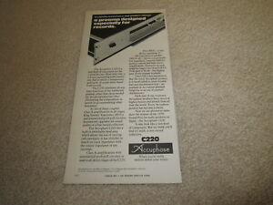 Accuphase-C220-Preamp-Ad-1978-Article-Info-1-pg