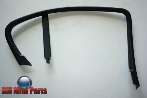 BMW E90 Rear Left Door Window Frame 51347060221