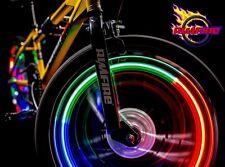 LED Bike Wheel Rim Lights Rimfire Hub Beach Cruiser Recumbent Tandem Low Rider