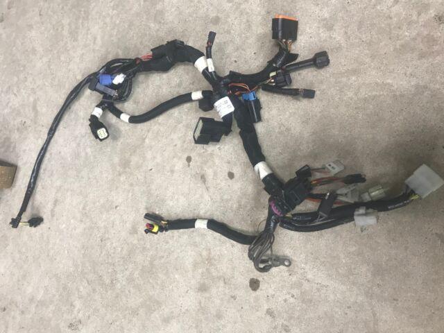 Polaris Pro Ride Rush 600 Wire Harness