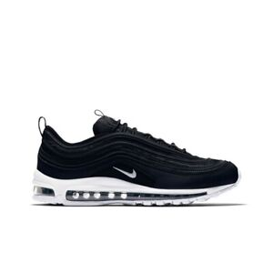 Details about Nike Air Max 97 (Black/White) Men's Shoes 921826-001