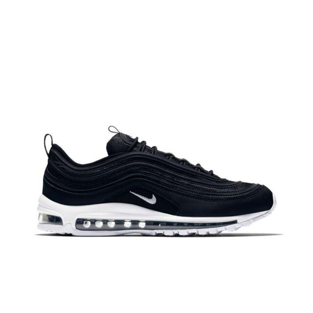 Mens Nike Air Max 97 Nocturnal Black White 921826 001 US 9