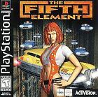 Fifth Element (Sony PlayStation 1, 1998)