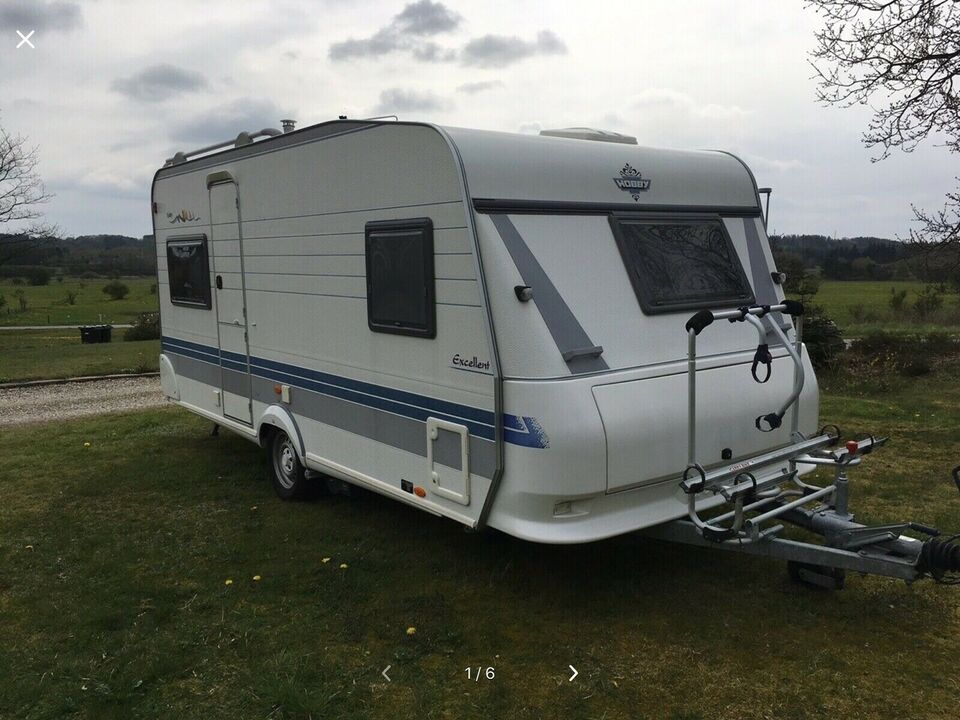 OBS SOLGT!! Hobby 460 Excellent  Easy , 2003