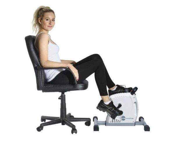 GymMate High Quality Magnetic Mini Exercise Bike - Use with ANY Chair  RRP