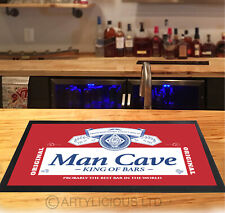 Dad/'s Bar Beer Label Football pitch sign A4 metal plaque pubs and clubs