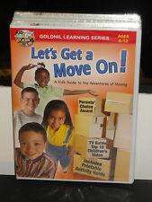 Let's Get A Move On! (DVD) A Kid's Guide To The Adventures Of Moving! BRAND NEW!