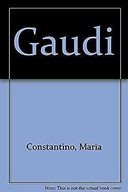 Gaudi - Park Lane (Spanish Edition) by Constantino, Maria