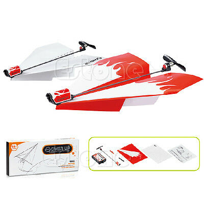Electric Paper Kid Airplane Powerup Propeller Module Gilder Model Conversion Kit